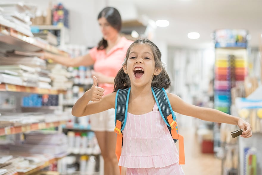 6 Smart Shopping Strategies to Reduce Back to School Spending
